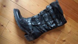 Airstep Laarzen zwart
