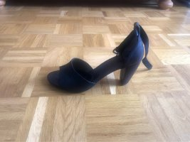 Air Step High Heel Sandal anthracite-black