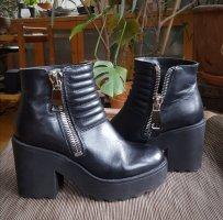 Akira Low boot noir cuir