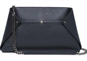 Akris 'AI Pochette' Calfskin Leather Shoulder Bag, NEU
