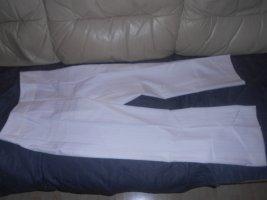 Akris punto Garnitur damski biały Bawełna