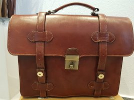 Italy Briefcase brown