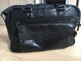 Spikes & Sparrow Briefcase black