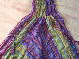 Pantalone alla turca multicolore Cotone