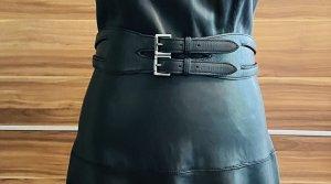 Alaia Gürtel aus Leder Gr. 80