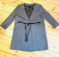 Alberta Ferretti Robe trapèze gris
