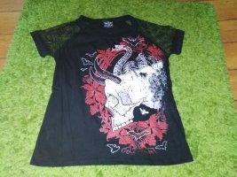 Alchemy T-shirt nero