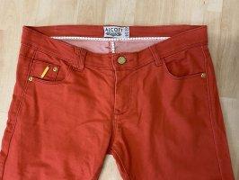 Alcott Pantalón de tubo rojo