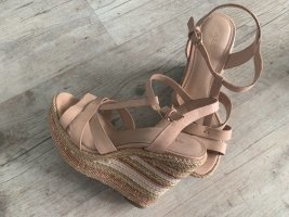 Aldo Wedge Sandals multicolored