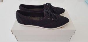 Aldo Zapatos de punta negro