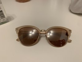 Aldo Butterfly Glasses cream-rose-gold-coloured