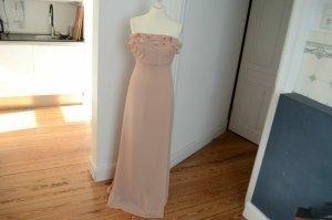 ALESSANDRO DELL´ACQUA langes Abendkleid NEU! D34 IT40 Kleid