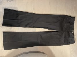 Alessandro Dell' Acqua Pantalon en jersey noir coton