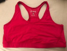 Alex Athletics Reggiseno magenta