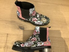 Alexander McQueen Ankle Boots multicolored