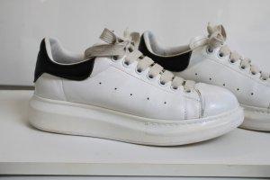 ALEXANDER McQUEEN Plateau-Sneaker Unisex Gr 41 wie neu Spa