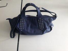 Alexander McQueen Handbag steel blue