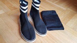 Alexander Wang Slip-on laarzen zwart