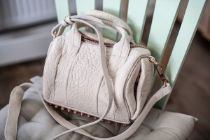 Alexander Wang Sac à main multicolore cuir