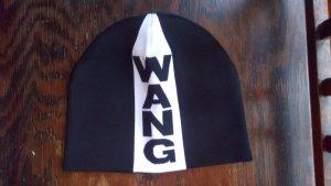 Alexander Wang - Mütze - schwarz/weiß - 1a in Ordnung
