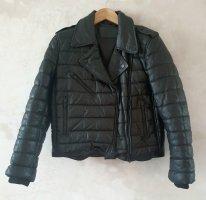 Alexander Wang for H&M Veste en cuir noir