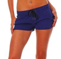 *** all about eve Damen Hot Pants Shorts blau - Größe S - NEU ***