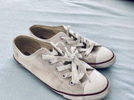 All Star Sneakers met veters wit
