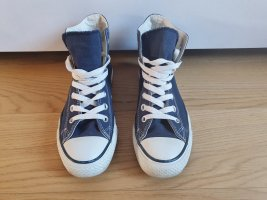 All Star Lace-Up Sneaker dark blue