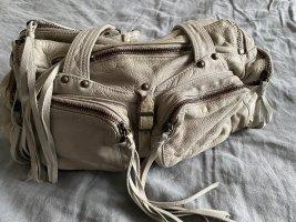 All Saints Handbag oatmeal-light grey