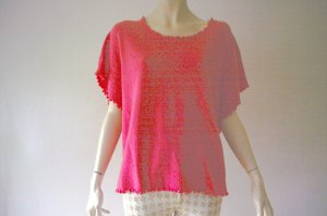 Allude Pull en cashemire rose fluo cachemire