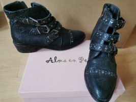 Alma en Pena Ankle Boots anthracite