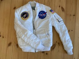 Alpha Industrie NASA Bomberjacke
