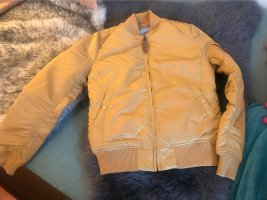 Alpha Industries Chaqueta bomber marrón arena-color oro