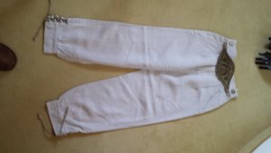Amann Traditional Trousers natural white linen