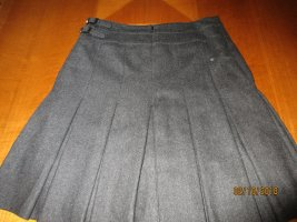Ambiente Plaid Skirt anthracite new wool