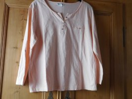 Ambria Selection T-shirt rose clair coton