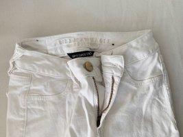 american eagle Jeans skinny blanc