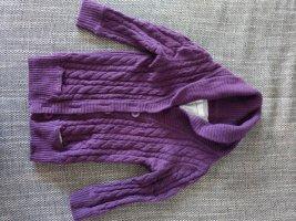 American Eagle Outfitters Gilet tricoté violet