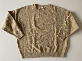 American Vintage Gebreide trui camel-beige