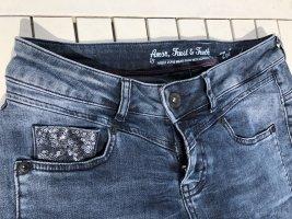 Amor, Trust & Truth Skinny Jeans blue