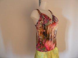 Ana Alcazar Top/ Shirt  Gr. 40 Bund,  Viskose & Elasthan