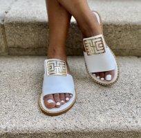 Ancient greek leather Sandals Size 38