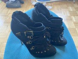 Ancle Boots, Buffalo, 40