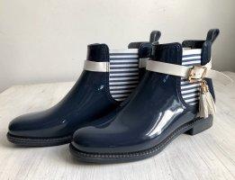André Gummistiefel dunkelblau / maritimer Style ⚓️