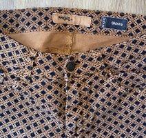 Angels Pantalon cinq poches multicolore coton