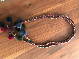 0039 Italy Necklace multicolored