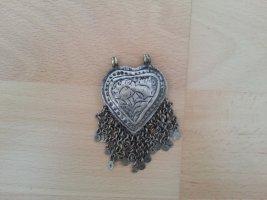 Anhänger Herzform in Silber