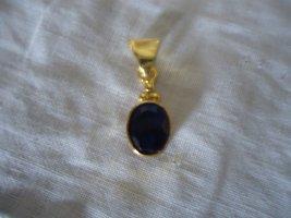 Pendant dark blue