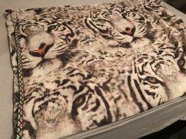 Animal Print Schal von pieces