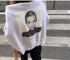 Anine Bing Sweatshirt gris clair